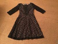 Nine West Black Dress Size 2