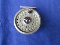 Vintage Intrepid Rim Fly Regular Salmon Trout Fly Fishing Reel,