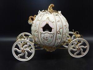 Lenox Disney Cinderella Enchanted Carriage Light Up