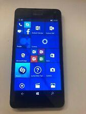 *** *Microsoft Lumia 550 Black  *** Unlocked