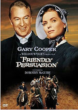 Friendly Persuasion (1956) Gary Cooper, Dorothy McGuire DVD *NEW