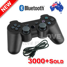 OZ Game Dual Shock Wireless Bluetooth Controller for PlayStation PS3