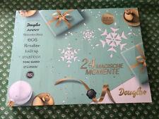 Douglas Adventskalender 2016 NEU!! Parfum Kosmetik  für SIE 24 magische Momente