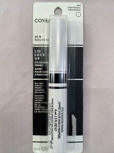 Covergirl Lid Lock Up Eye Shadow Primer 100 Universal ~COMBINED SHIPPING~