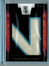 2011-12 PRIME COLORS PATCH MAX TALBOT 1/6