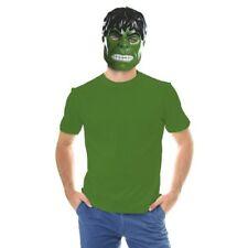 Hulk Mask Ben Cooper Superhero Cosplay Movie Adult Cotume Marvel MCU Halloween