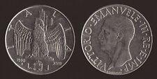 1 LIRA 1940 IMPERO ANTIMAGNETICA - VITTORIO EMANUELE III