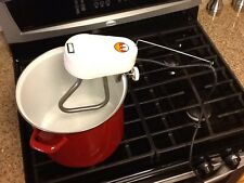 Clamp On Kitchen  Electric Mixer/Stirrer (polenta, jellies, tomato sauce)