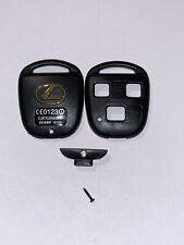 1 New Lexus 3B Key Fob Easy Repair Kit-High Quality-No Locksmith Needed! (Fits: Lexus)