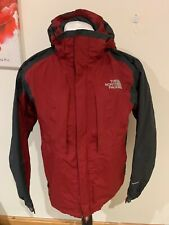 Mens Red The North Face Hyvent Coat / Jacket - Size Medium (M) J3