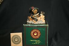 Boyds Bears Halloween Emma the Witchy Bear 2269 retired