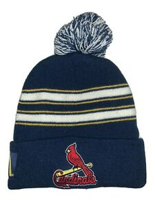 St Louis Cardinals Blues McDonalds Reversible Hat Stocking Cap FREE SHIPPING