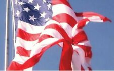 American Nyl-glo Flag 10ft X 15ft Nylon by Annin