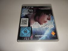 Playstation 3 PS 3 Beyond: Two Souls