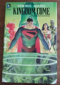 Kingdom Come 20th Anniversary Deluxe Edition Hardcover DC Waid Ross
