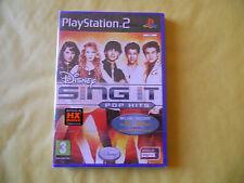 PS2 GAME:SING IT-POP HITS-SIGILLATO-SONY PLAYSTATION-PS1-PS2-PS3-PAL-ITA