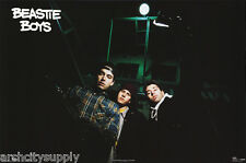Lot Of 2 Posters: Music : Beastie Boys - All 3 Posed - Free Ship #8201 Lw20 Q