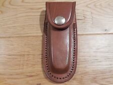Leather Magazine case holds Jennings 22LR single clip - see photos