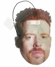 "WWE WRESTLING ""SHEAMUS"" FACE MASK NEW OFFICIAL ADULT ONE SIZE"
