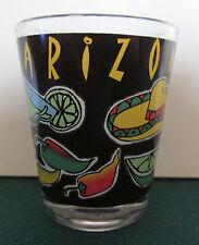 STATE OF ARIZONA   SHOT GLASS