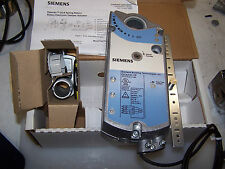 NEW SIEMENS OPEN AIR ROTARY ELECTRONIC DAMPER ACTUATOR GCA131.1P