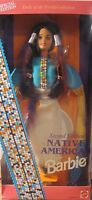 Barbie Dolls of the World - Special Edition - Native American 2nd Mattel, 1993