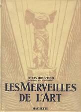 LOUIS HOURTICQ HISTOIRE DE L'ART EUROPE ORIENT 600 ILLUSTRATIONS 1931