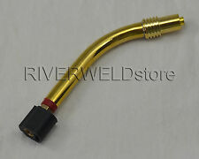 250A  Binzel MB 24 KD MIG Gun Torch Swan Neck Ref. No.:012.0245 for 24 KD Torch