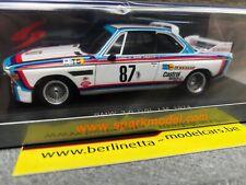 SPARK BMW 3.0 CSL LE MANS 1974 FINOTTO FACETTI MOHR 1/43 NEW IN BOX