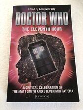 Doctor Who The Eleventh Hour Celebration Matt Smith Steven Moffat Era Paperback