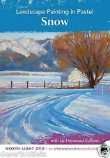 NEW! Landscape Painting in Pastel: Snow with Liz Haywood-Sullivan [DVD]
