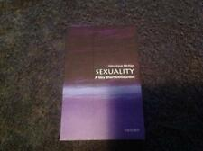 Sexuality - A Very Short Introduction By Veronique Mottier Book