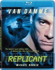 Blu Ray REPLICANT. Jean Claude Van Damme. Region free. New sealed.