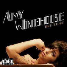 Back To Black (Lp) - Amy Winehouse (2007, Vinyl NEUF) Explicit Version