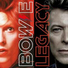 DAVID BOWIE LEGACY Deluxe Edition 2 CD DIGIPAK NEW Made in Australia
