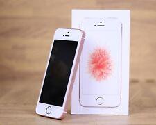 Apple iPhone SE - 32GB 64GB - Rose Gold (UNLOCKED) AT&T T-Mobile Verizon A1662