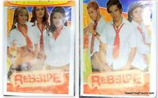 Rebelde Party 8 FAVOR BAGS Treats Supplies Loot Anai Decoration Loot RBD NEW