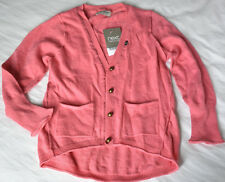 NEXT GIRL'S 3 YEARS OLD PINK CARDIGAN BNWT NEXT DAY POST