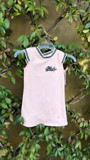 NWT GUESS Light Pink T Shirt Dress Size M (5-6)
