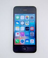 APPLE IPHONE 4S A1387 8GB BLACK (UNLOCKED) ANY GSM - VERY GOOD CONDITION