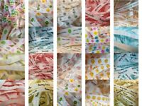Easter Ribbon Grosgrain 20 Prints Bunnies Chicks Eggs 9mm and 16mm 3 Lengths