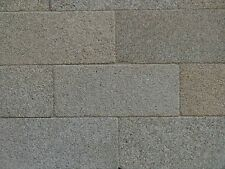 "100 Sq"" REAL Forest of Dean GREY Dressed Stone Dolls House Cladding"