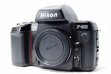 Nikon F-801 AF 35mm SLR Film Camera body only  SN2454443  **Excellent++**