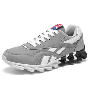 Men's Casual Running Shoes Sports Trainers Breathable Athletic Tennis Sneakers
