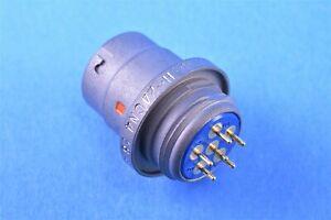 Military Radio Connector Part # U-283/U GC283/U SINCGARS PRC148 PRC152 6 Pin