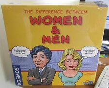 THE DIFFERENCE BETWEEN WOMEN & MEN GAME (WHAT WOMEN DO...) BRAND NEW & SEALED!!!