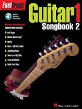 FAST TRACK MUSIC INSTRUCTION Guitar Songbook 2  (1999, CD / Paperback)  NEW