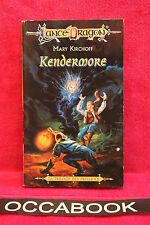 Lance Dragon - Kendermore - Mary Kirchoff - BE