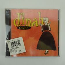 Dinah Shore 2CD Cocktail Hour new sealed