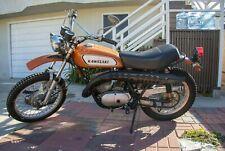 1970 Kawasaki F5